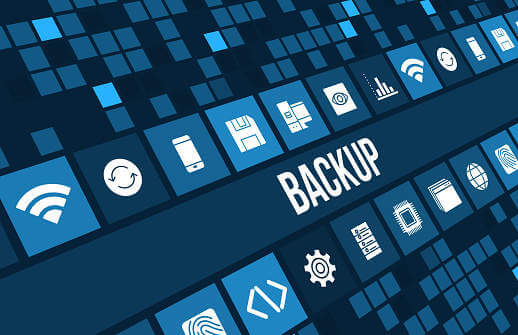what is virtualization data backup