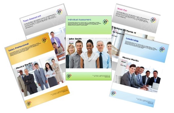 Extended DISC Assessment Reports
