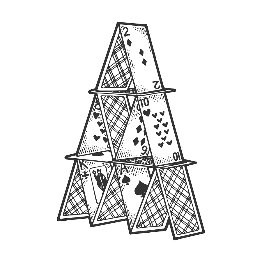 Card-Tower-House-Of-Cards