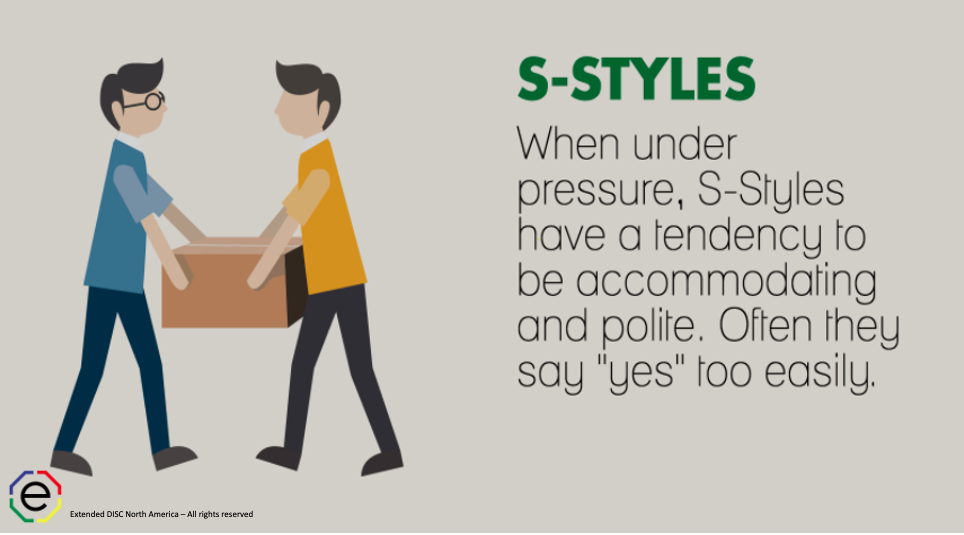 S-styles under pressure infographic