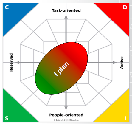Extended DISC I Plan Basic Profile Type