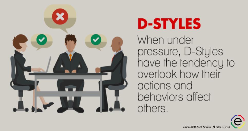 D-styles under pressure infographic
