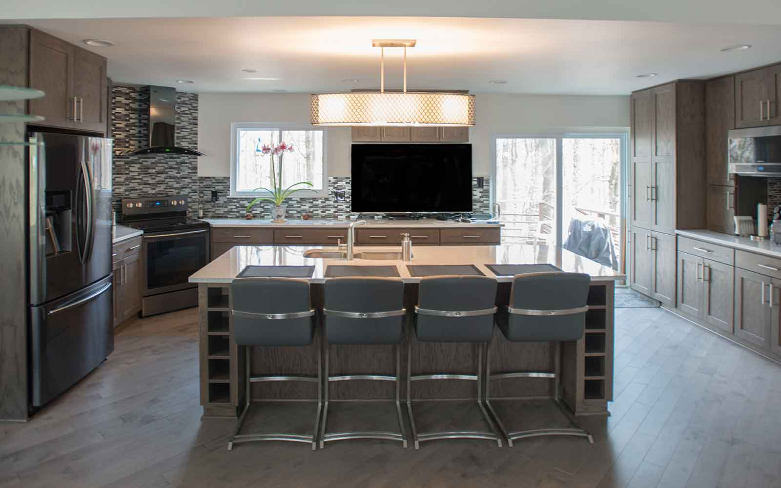Brothers Services Updates And Remodels Kitchens In Maryland