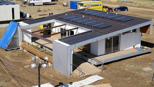 11 Clever Solar House Designs From The U S Department Of Energy Solar Decathlon 2017 Aurora Solar Blog