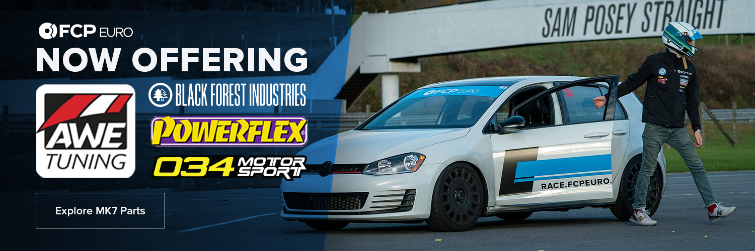 Happening Now at FCP Euro - GOLFMK7 - VW GTI MKVII Forum
