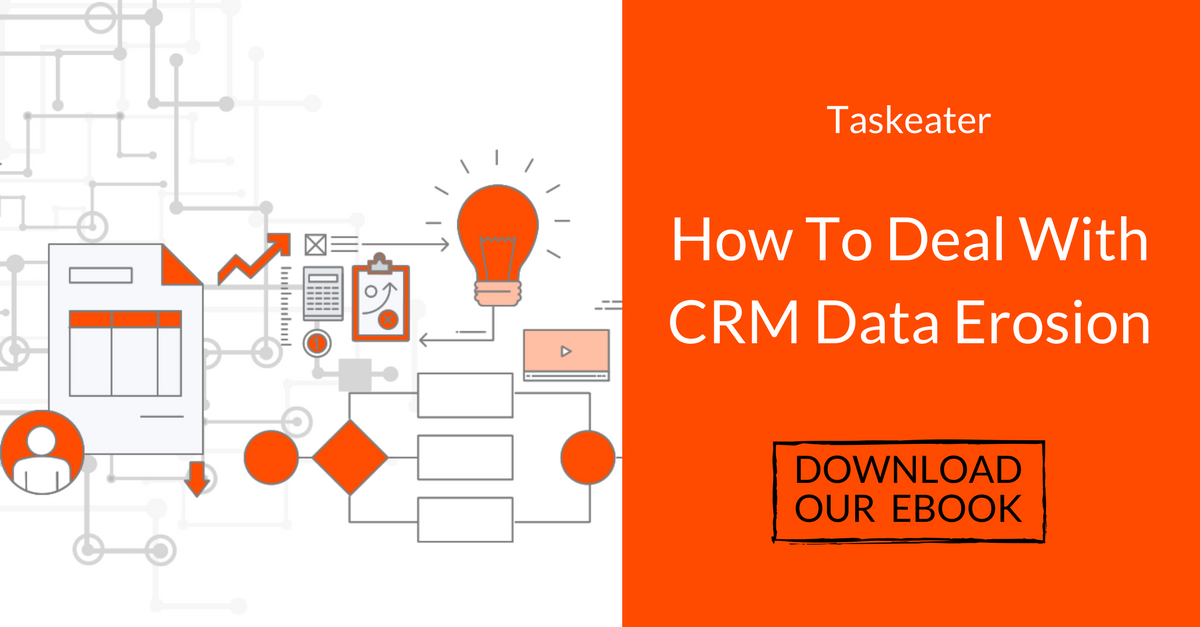 How To Deal With CRM Data Erosion Free Ebook