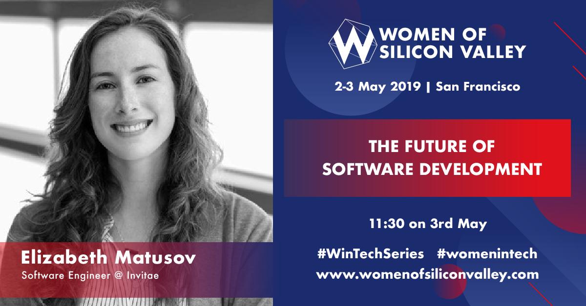 Speaker Spotlight: Q&A with Elizabeth Matusov, Software