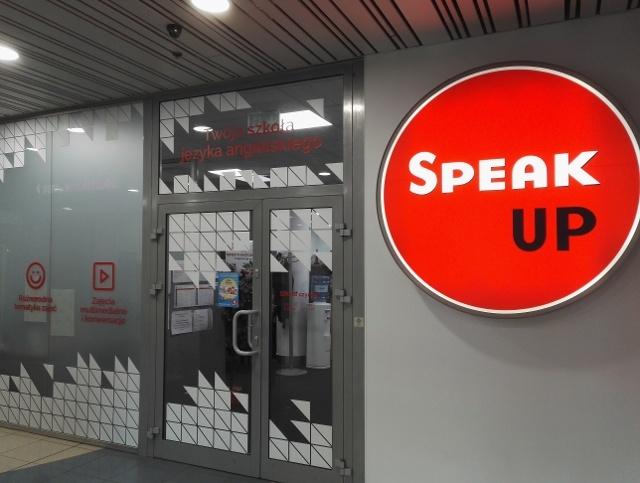 Szkoła angielskiego Speak Up w Łodzi
