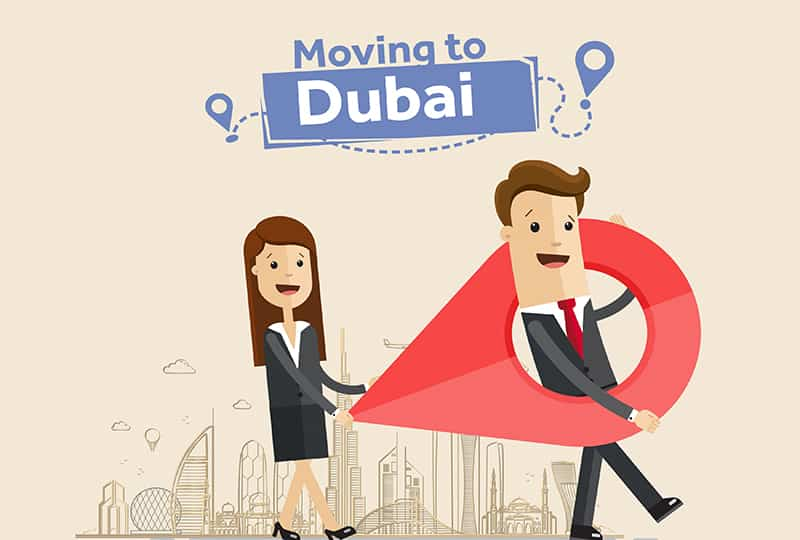 A step by step guide to moving to Dubai