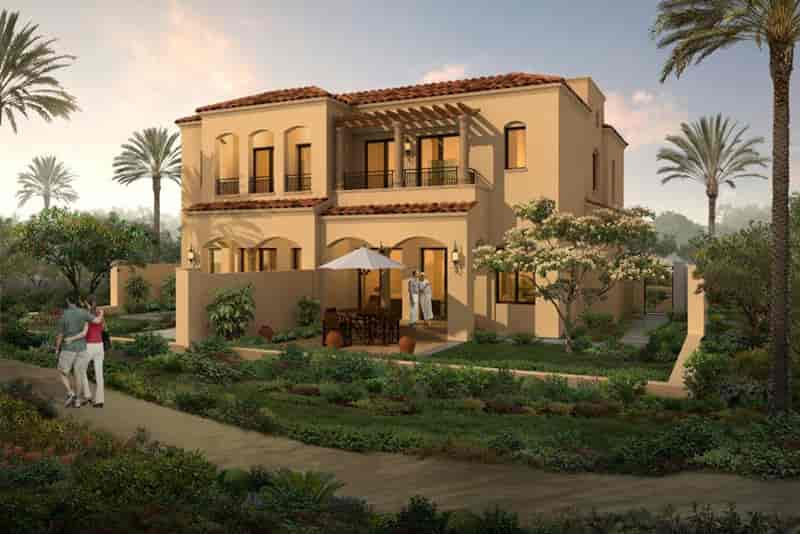 Open House Event – Serena Townhouses by Dubai Properties.