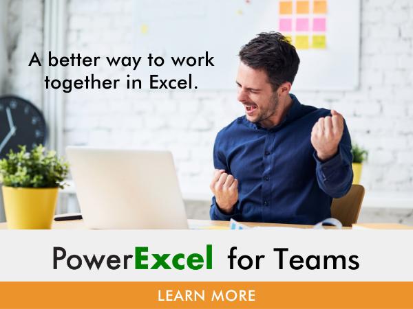 PowerExcel for Teams