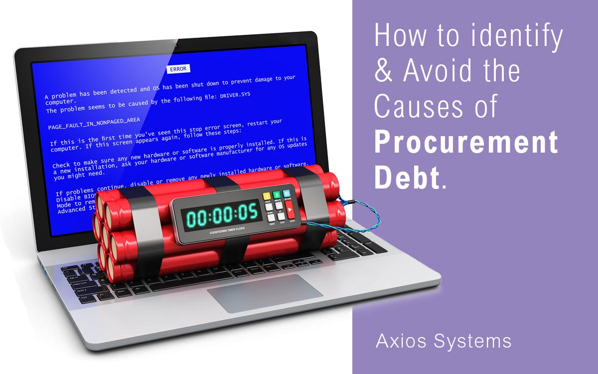 What is Procurement Debt? The pain you avoid when you make a great