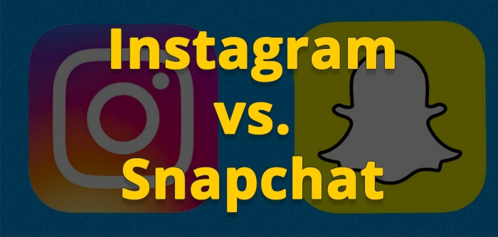 Instagram Vs. Snapchat: The Pros & Cons of Both Apps