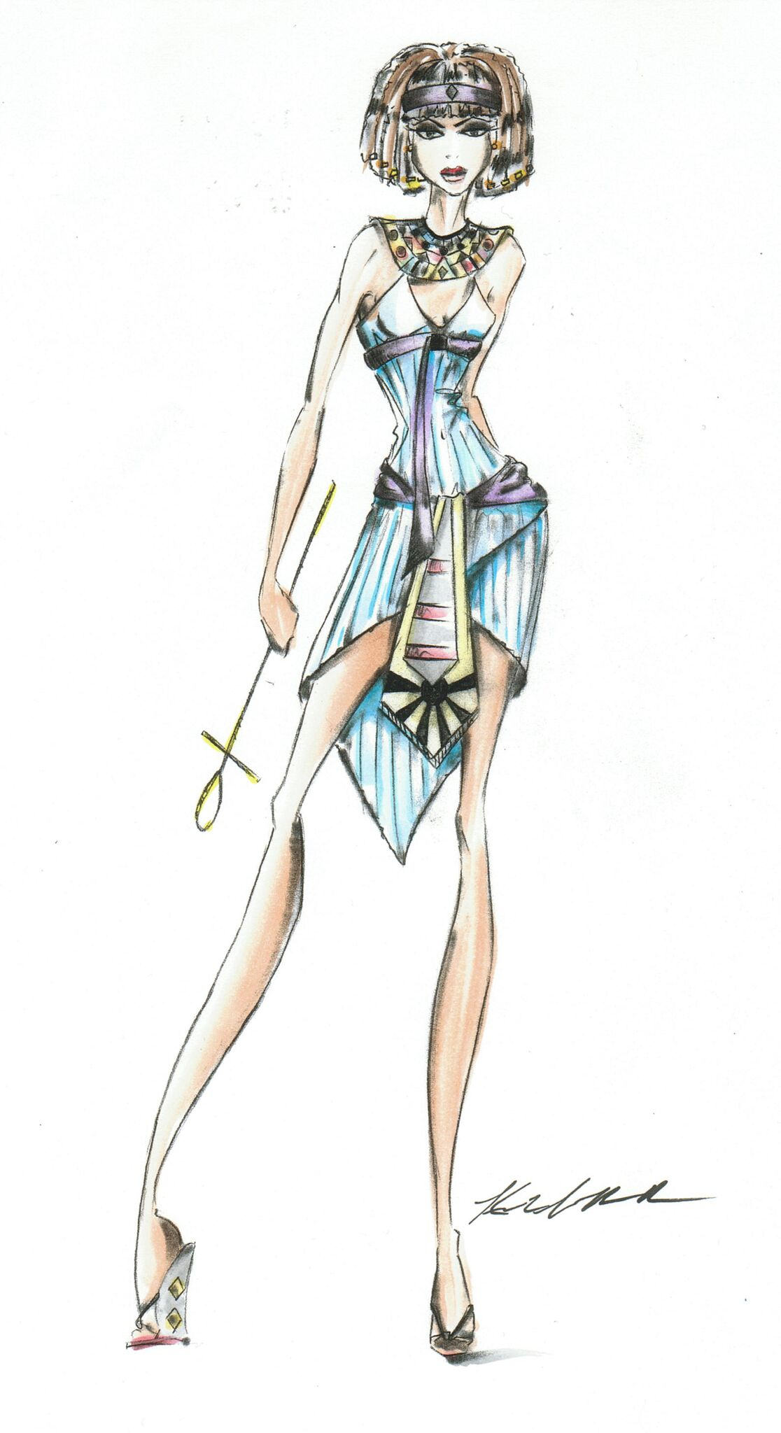 Do Designers Use Fashion Markers When Designing Do They Even Exist