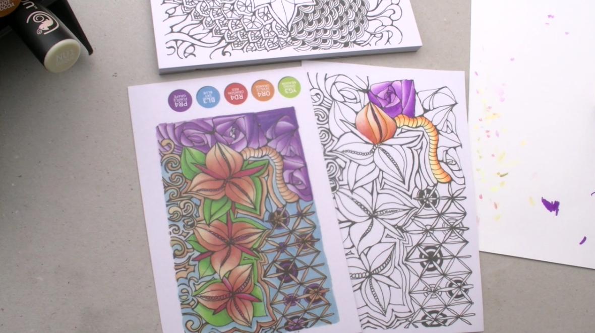 Release your inner zen with Zentangle Art for beginners