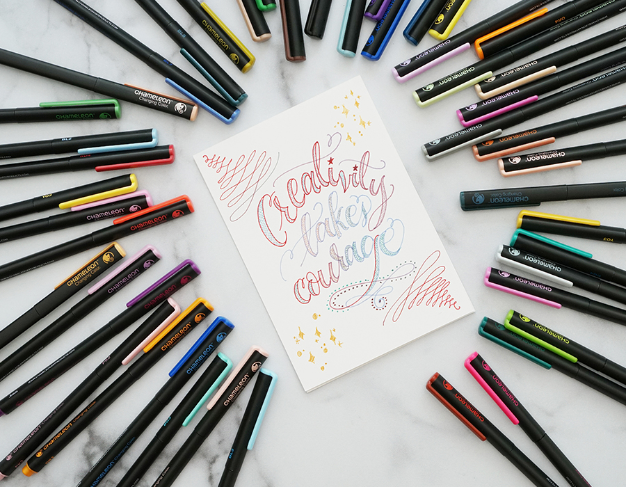 Welcome to Chameleon Art Products | Chameleon Pens