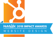 HubSpot Website Design award 2018
