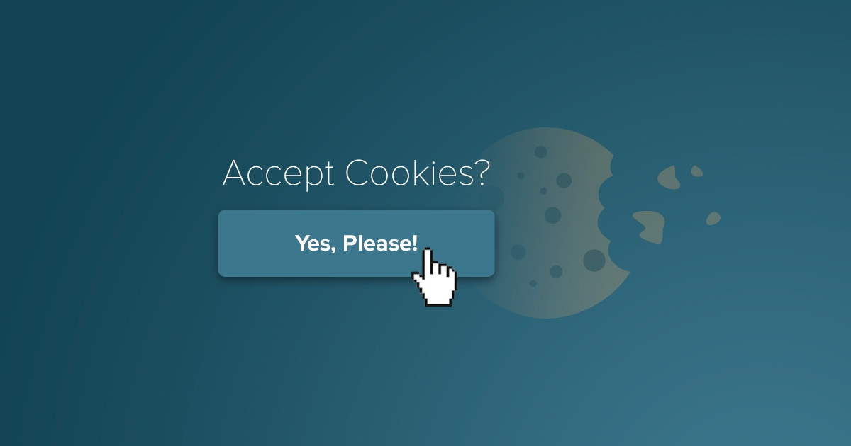 Image result for accept cookies