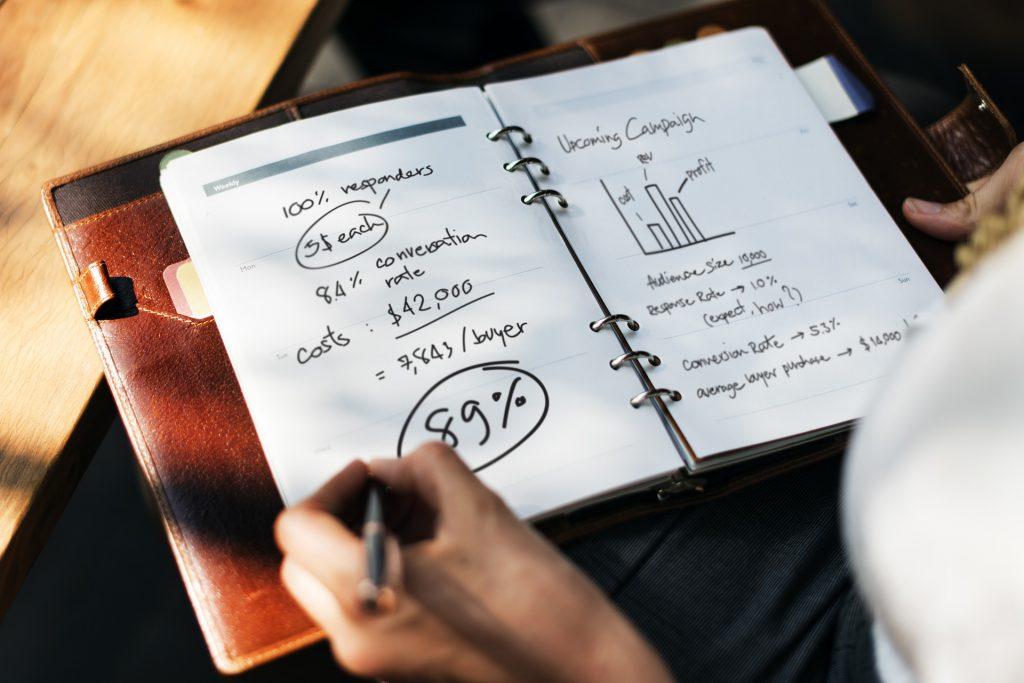Expense management for Sales Representatives