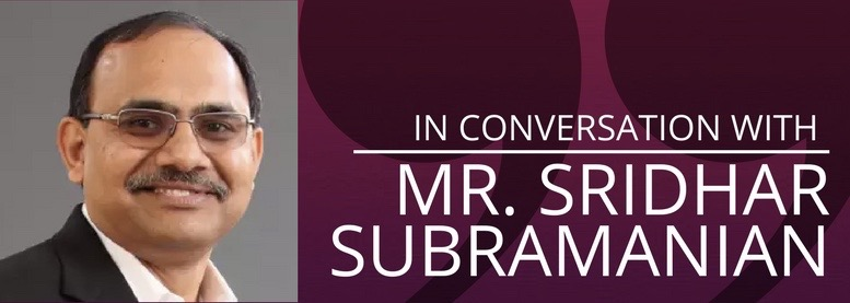 In conversation with CFO Sridhar Subramnian