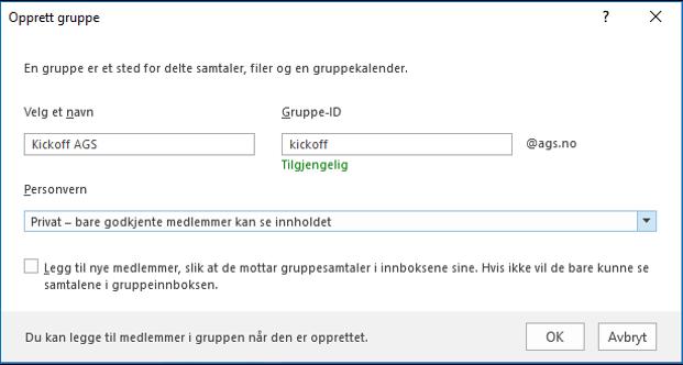 hvordan lage ny e postadresse sarpsborg