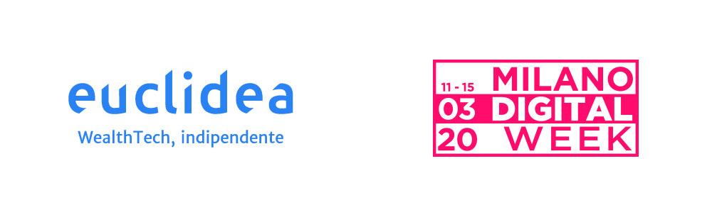 logo Euclidea, WealthTech, indipendente - Milano Digital Week 2020