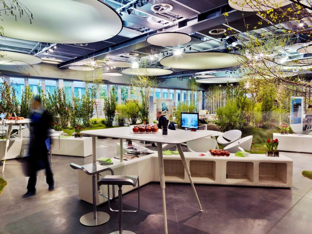Take A Cue From Biophilic Design Freshen Up Your Office With