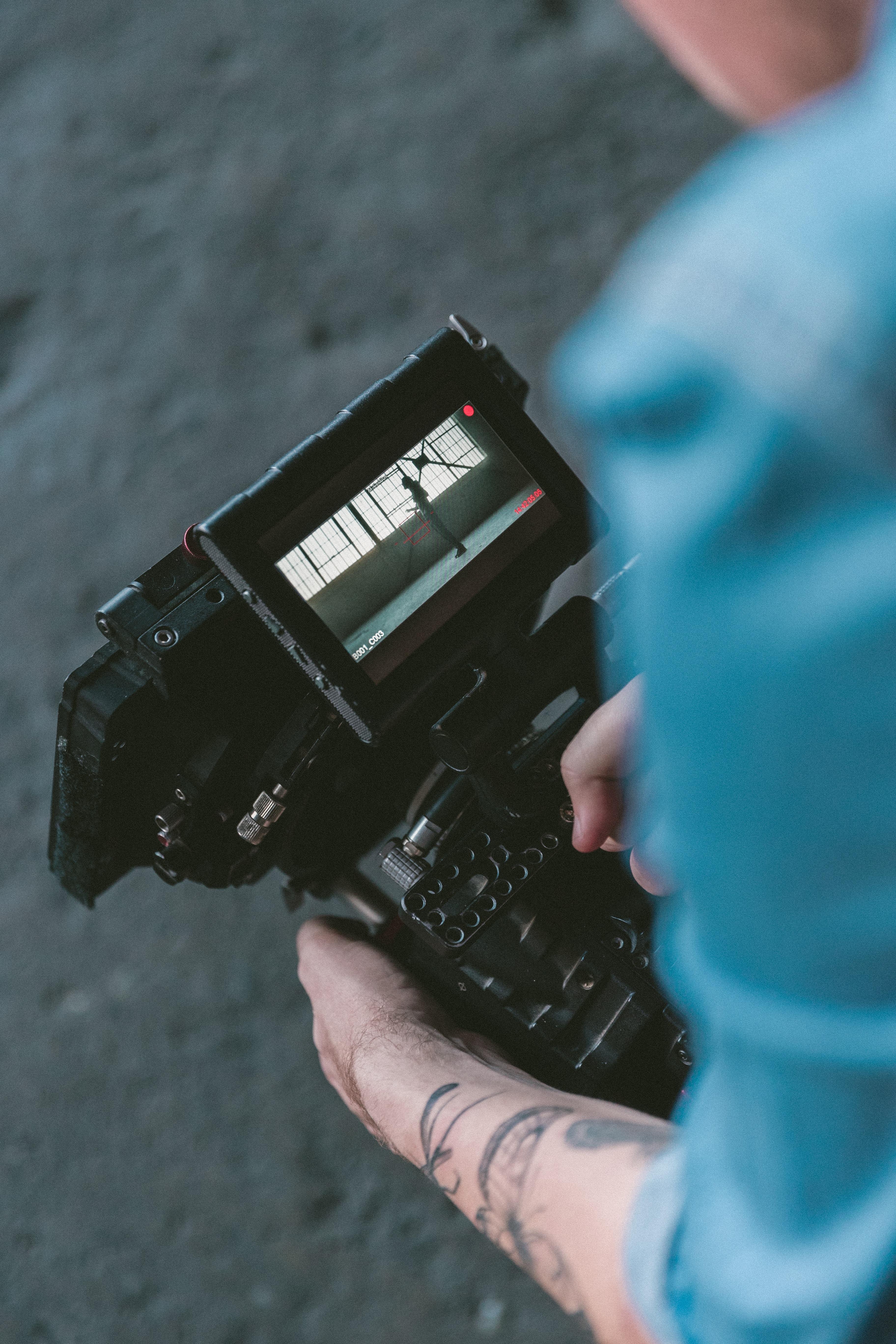 Advice for amateur videographers
