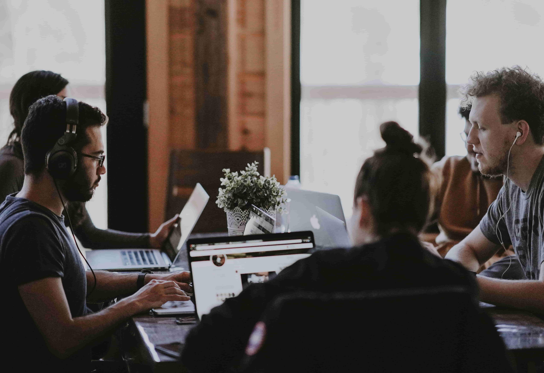 Collaborative teams are key to creative success