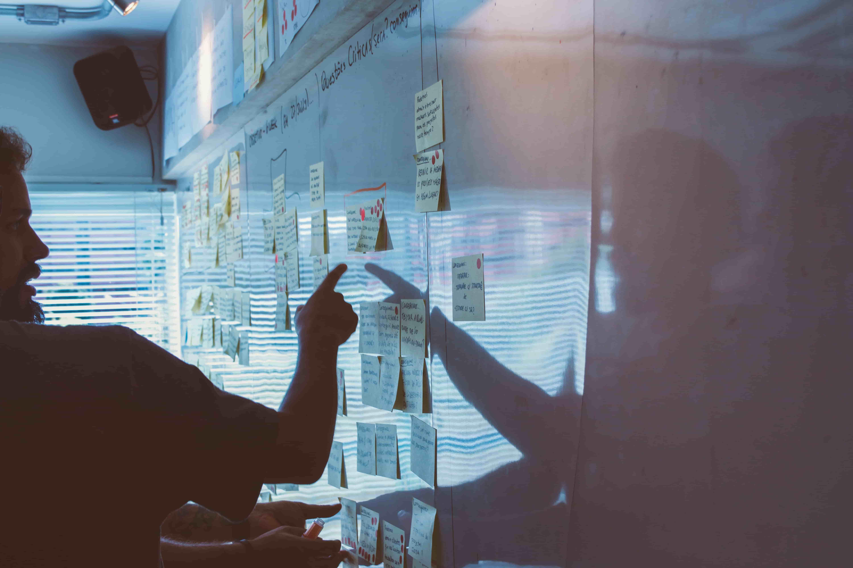 Communicating during brainstorming meetings