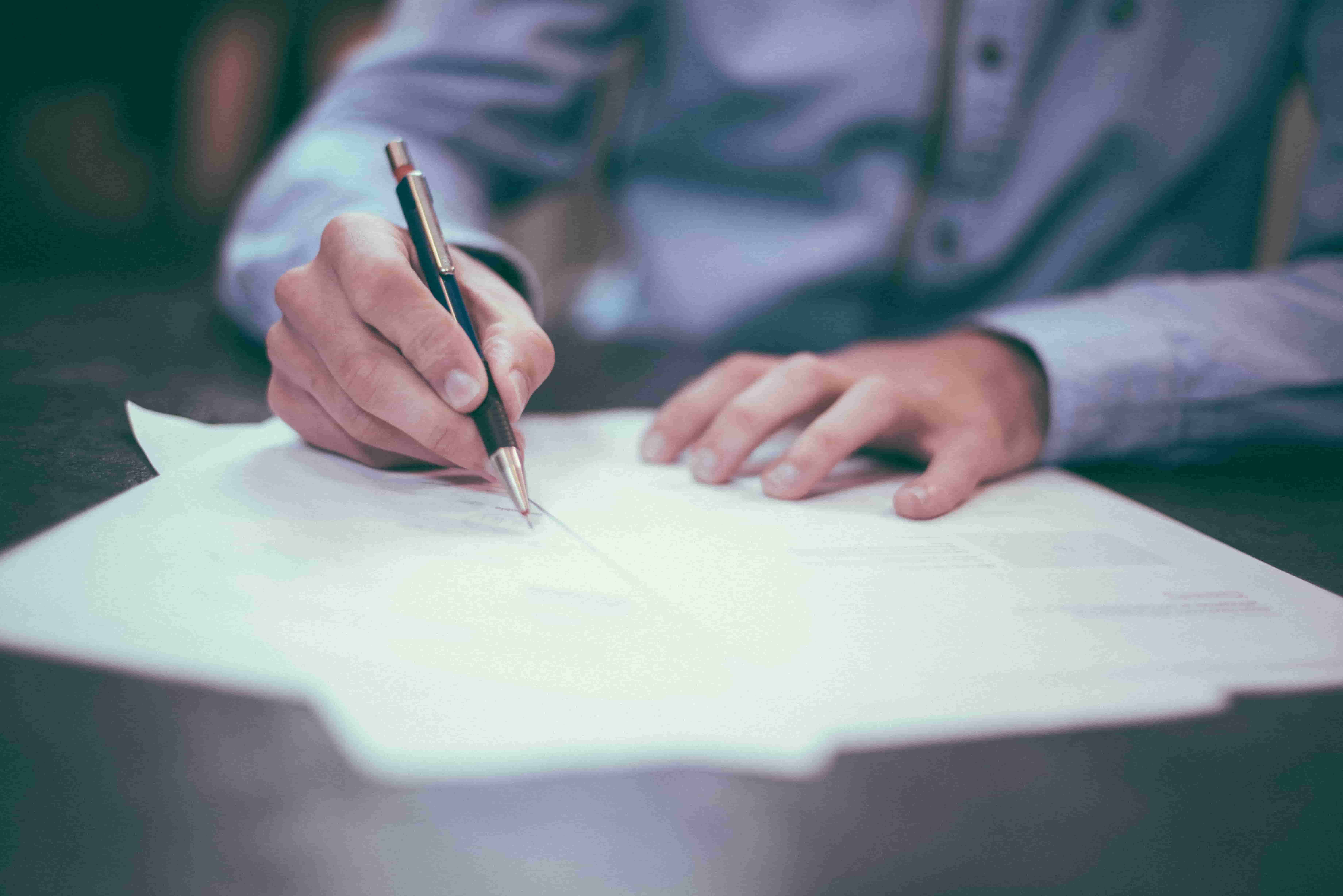 Transcription for law makes the production of important documents faster