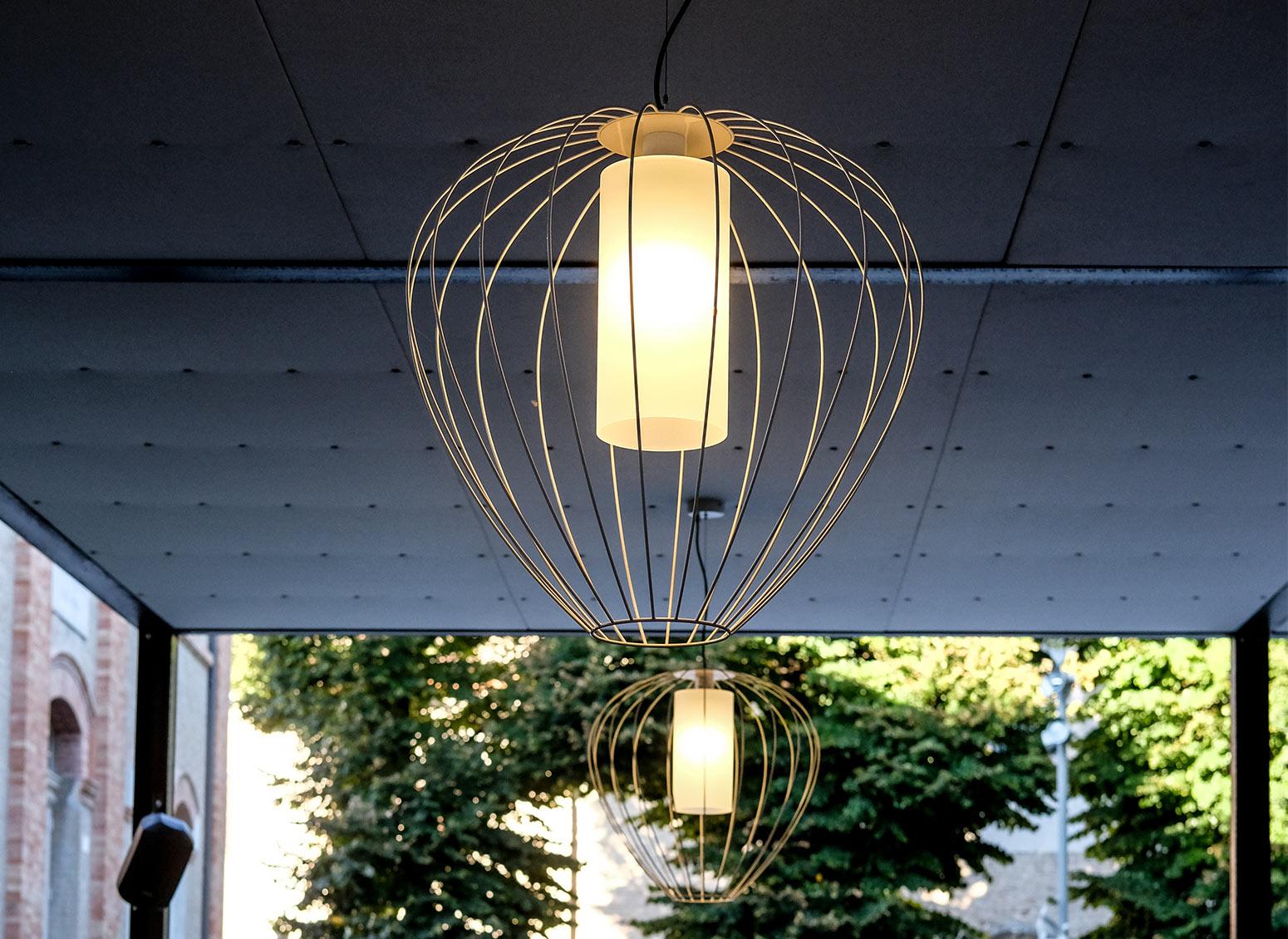 Lampade Per Porticati Esterni illuminazione per esterni di design: tutte le migliori