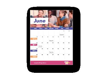 EWM Calendar