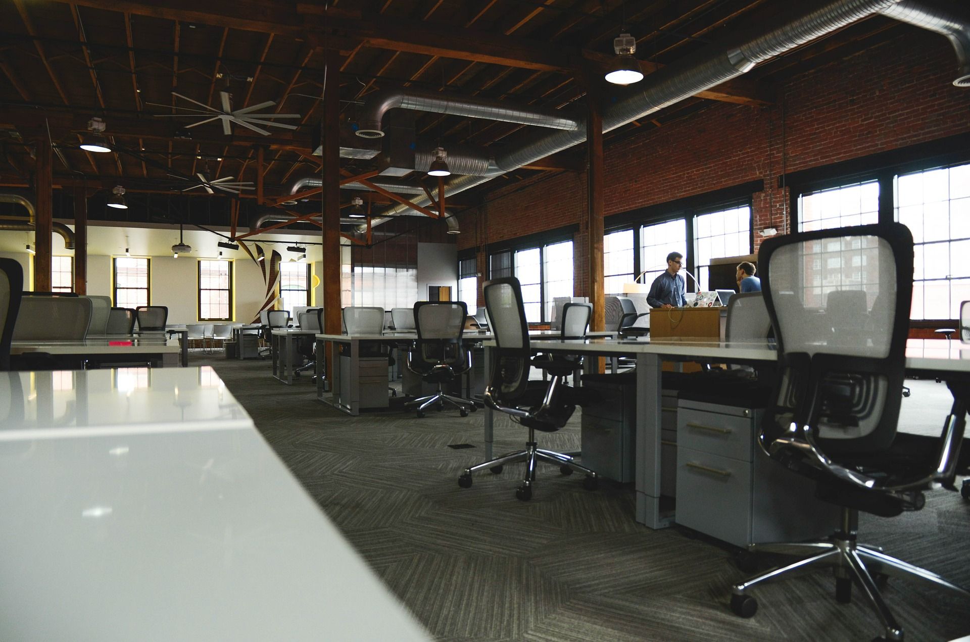 Image showing office space for managed operations and seat leasing services.