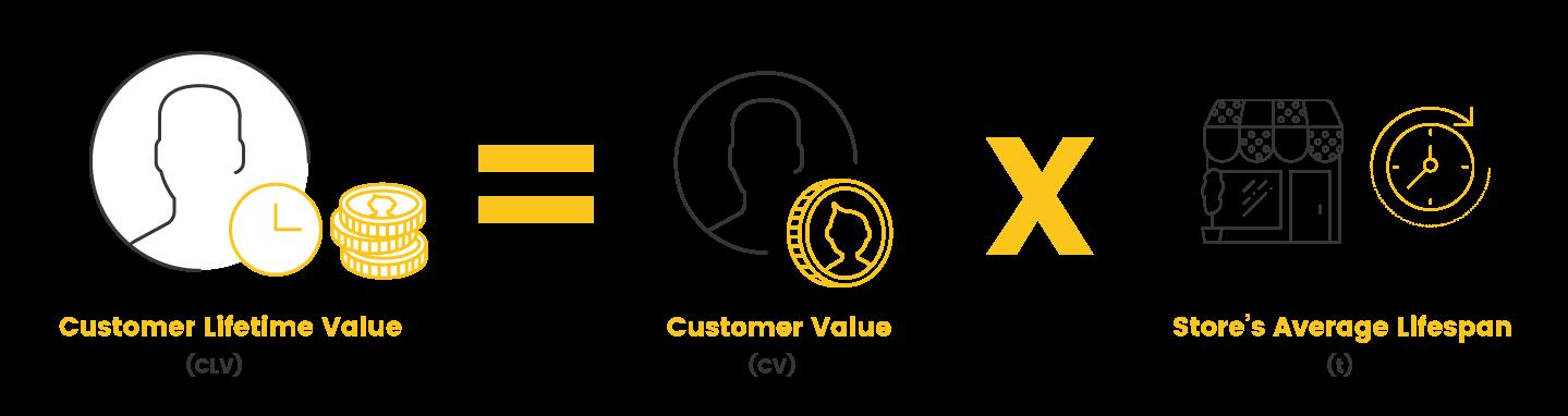 measure customer loyalty clv