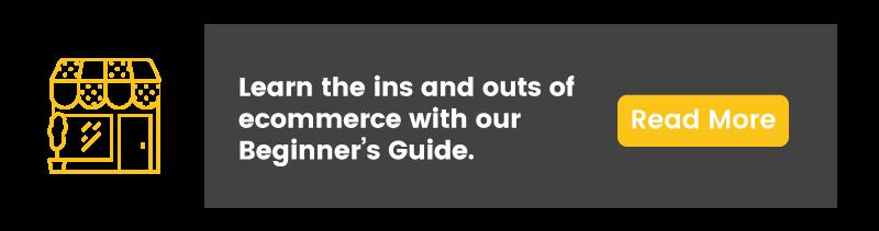 integrate amazon beginners guide CTA