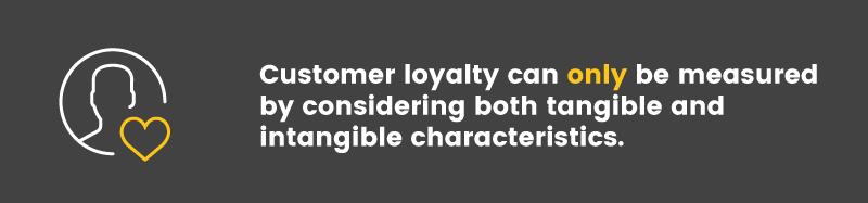 secondary benefits of customer loyalty considerations