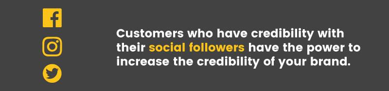 secondary benefits of customer loyalty social media