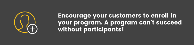 loyalty program best practices encourage participation