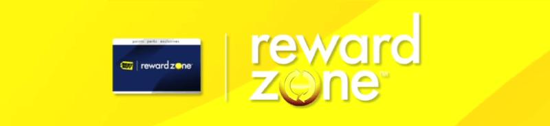 reward zone banner