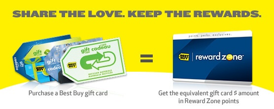 reward zone share the love ad