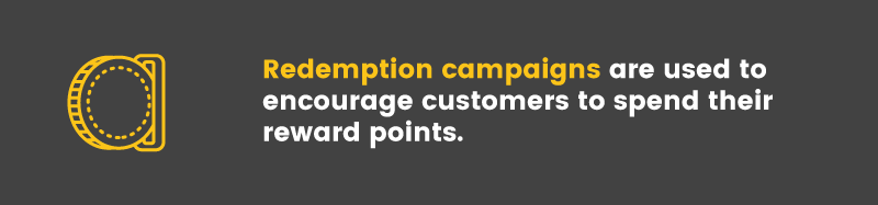 holiday marketing redemption campaigns