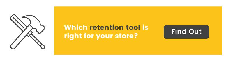 holiday marketing retention tools CTA