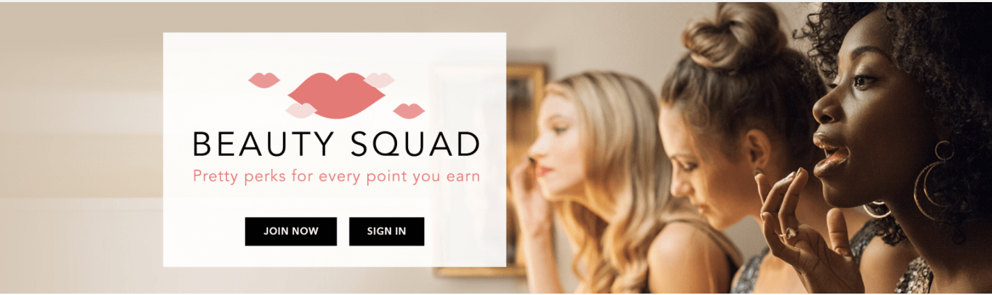 e.l.f. cosmetics has some of the best customer rewards in beauty squad