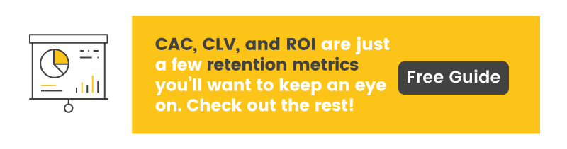 creating recurring revenues can help increase many retention metrics