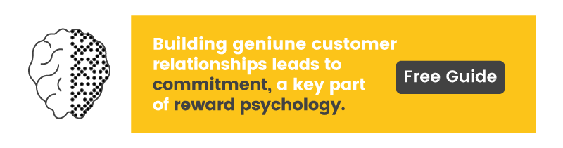 Customer commitment is one part of reward psychology, our guide has the rest.