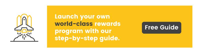 christmas rush rewards launch guide CTA
