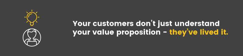 reduce CAC value proposition