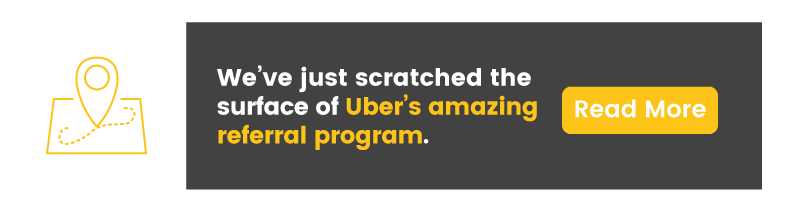 Uber's Referral program is one of the best on the planet, learn more here