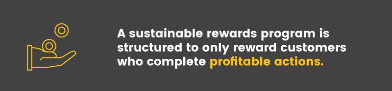 exploit reward point programs profitable actions